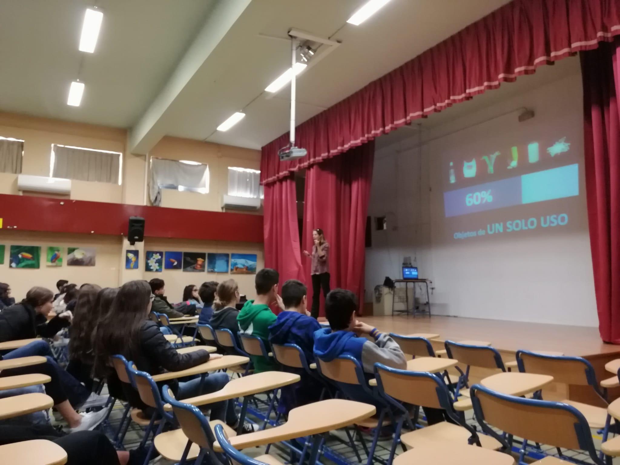 La ASOCIACIÓN AMBIENTE EUROPEO participa en el evento